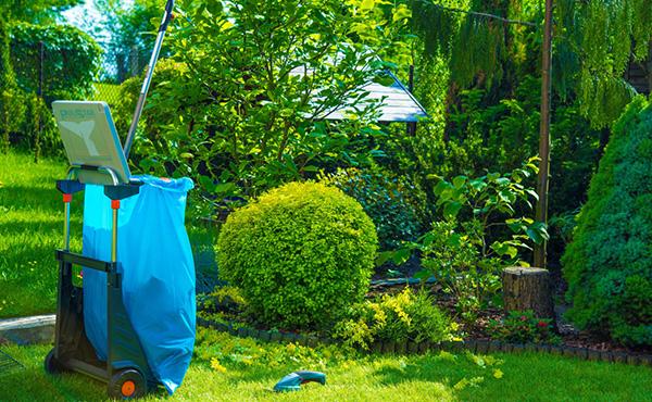 pulizia aree verdi