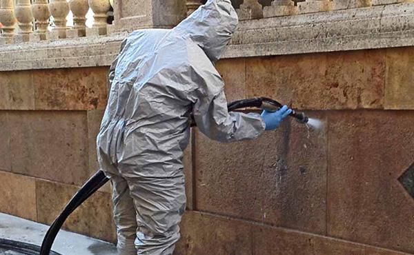 slider rimozione graffiti